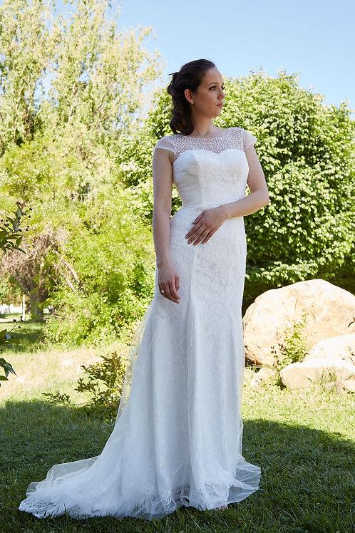 Vestido de novia AA-7