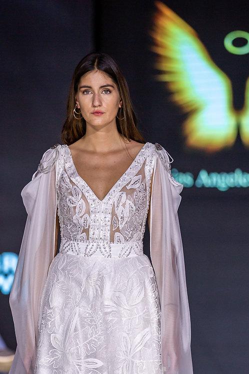 Vestido de novia Lagerta