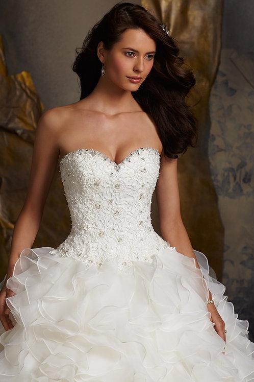 Vestido de novia ML5