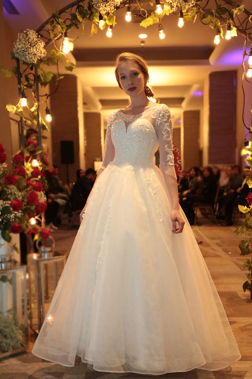 Vestido de novia Amanda
