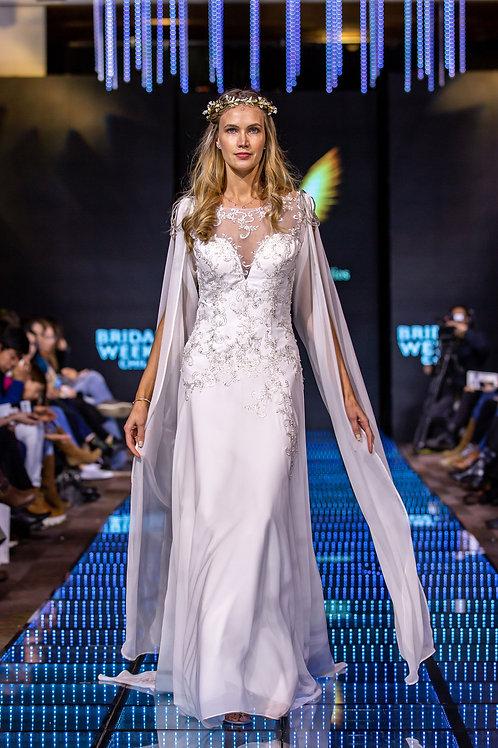 Vestido Celta Hipatia