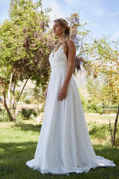 Vestido de novia Helena