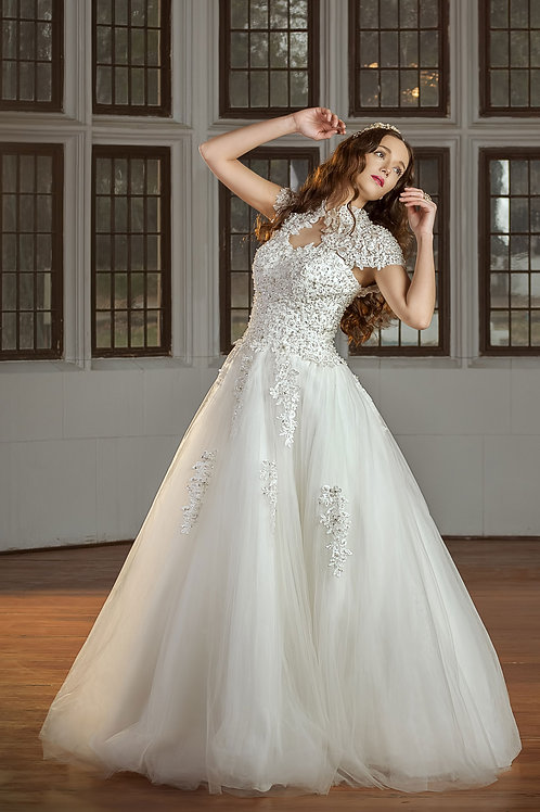Vestido de novia Ariadna