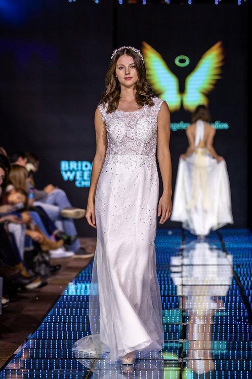 Vestido de novia Corete