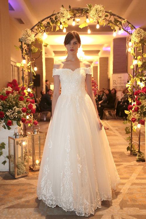 Vestido de novia Jacinta
