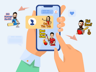 Without Digital Stickers Marketers Are Missing Out On Reaching 3 Billion Users