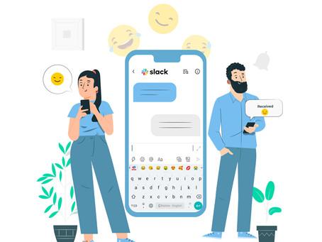 Emojis In Workplace Banter   Conversation Media x Workspace