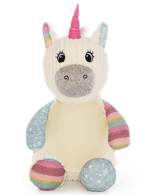 Rainbow Frost Unicorn