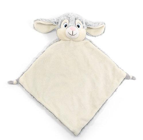 Snuggle Buddy - Grey Bunny