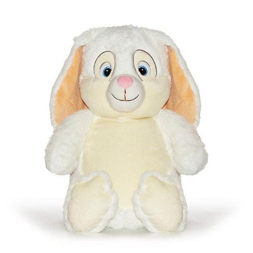 Clovis Brompton Bunny - White