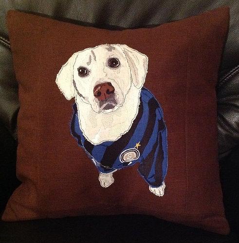 Labrador Cushion - Pj's