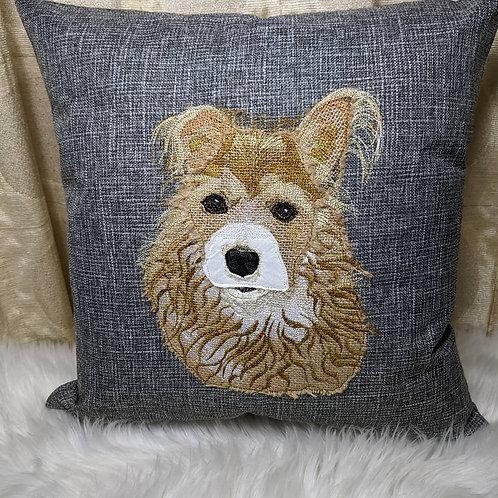 Parsons Terrier Cushion
