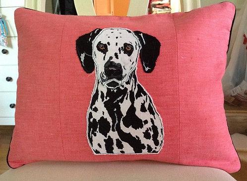 Petra Labrador Cushion