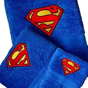 Super Hero Towel Set