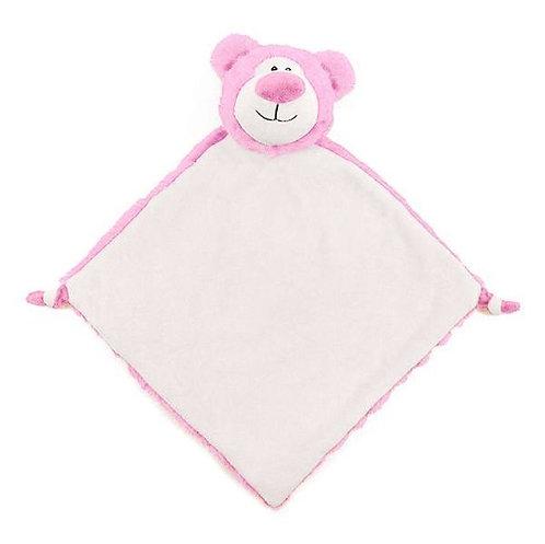 Snuggle Buddy -Cubbyford Pink