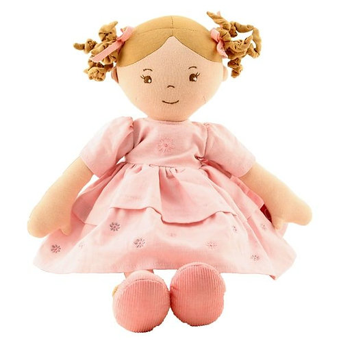 Personalised Rag Doll -Charlotte