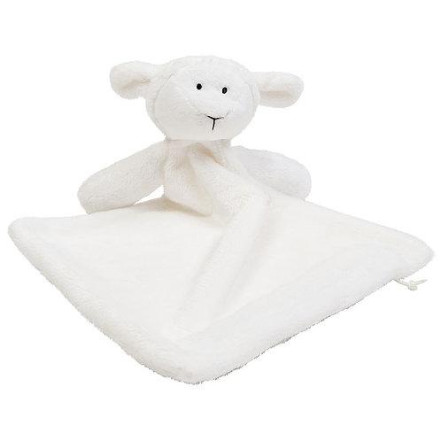 Personalised Snuggle Buddy - Lamb