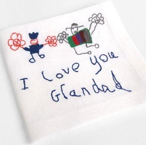 Artwork Handkerchief