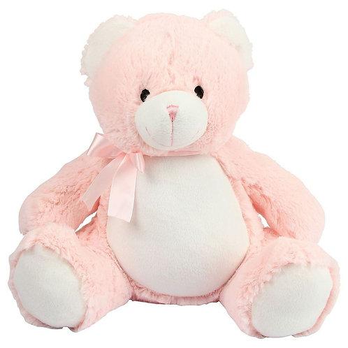 New Baby Bear - pink