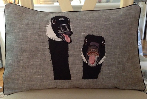 You Silly Goose Cushion