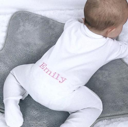 Personalised Sleepsuit