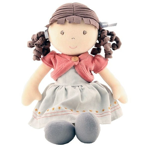 Personalised Rag Doll - Emma