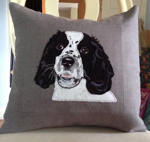 Sprocker Spaniel Cushion