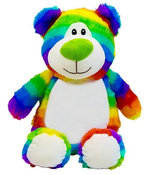 Cubbyford Bear - Rainbow