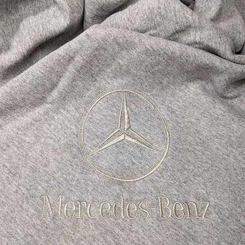 Mercedes Benz blanket