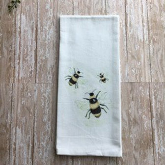 Art Towel - Bees