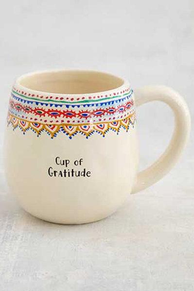 Cup of GRATITUDE