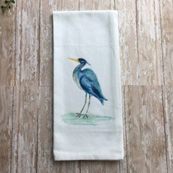 Art Towel - Heron