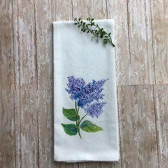 Art Towel - Lilac