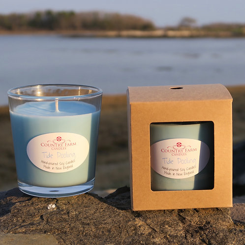 Tide Pooling - Gift Boxed, by Country Farm Candles