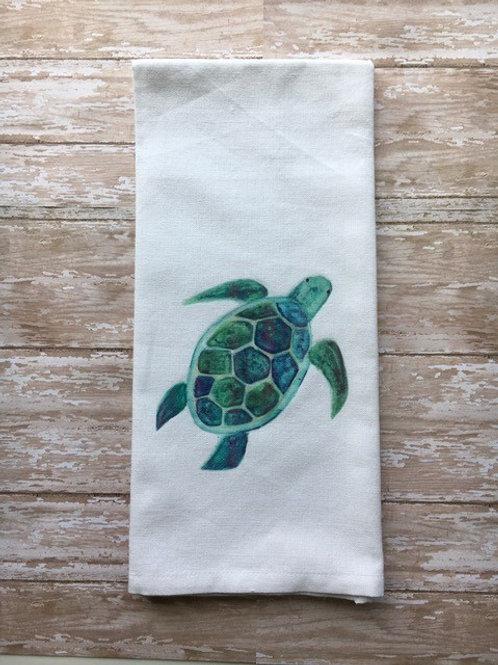 Art Towel -Turtle