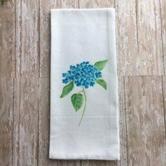 Art Towel - Hydrangeas
