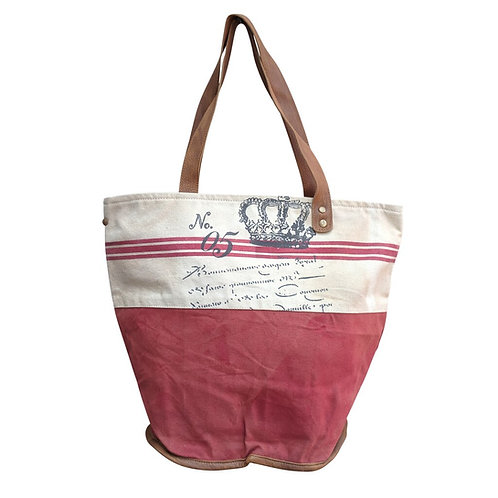 Red Crown Tote Bag