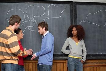 Kommunikation lernen, Leben macht Schule