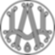 L'Orgeat Artisan Liqueur Monogram Black.