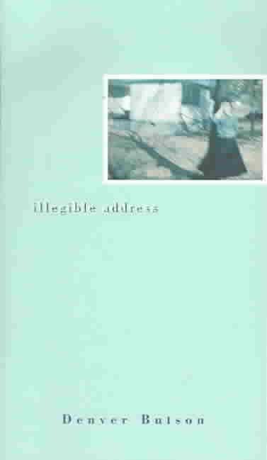 illegible address (Luquer Street Press, 2003)