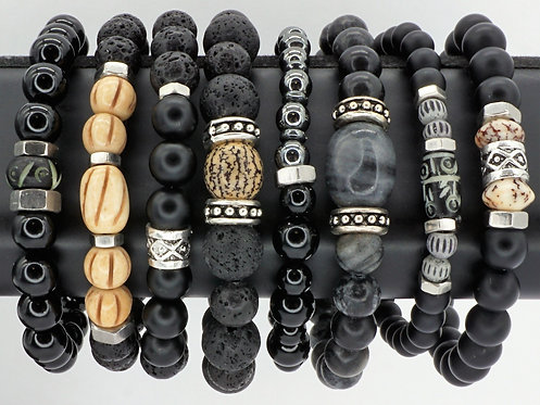 Wellness Bracelets His & Hers Collection