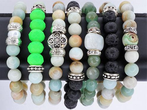 Wellness Bracelets Amazonite
