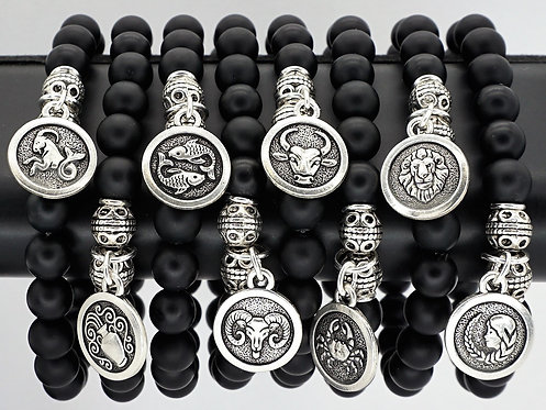 Wellness Bracelets Zodiac Signs