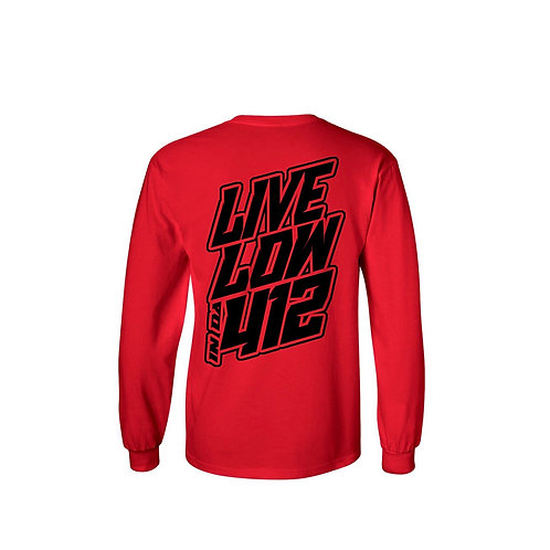 Live Low 412 Long Sleeve