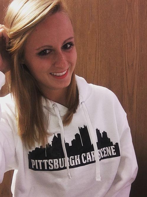 Pitt Skyline Hoodie