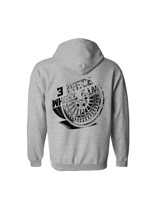 3 Piece Wheel Gang Hoodie