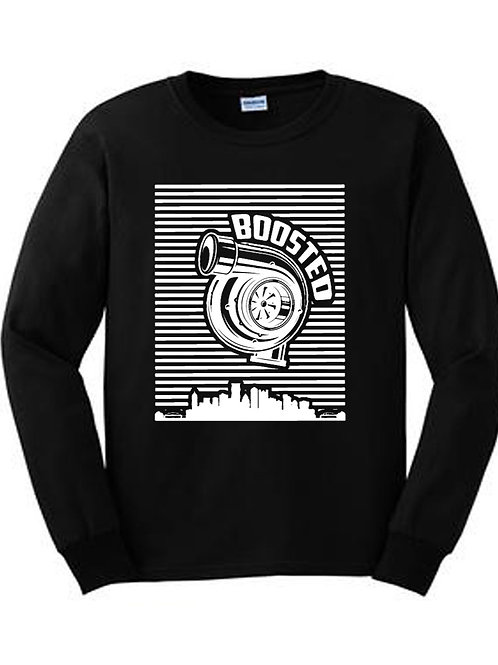 Long Sleeve Boosted