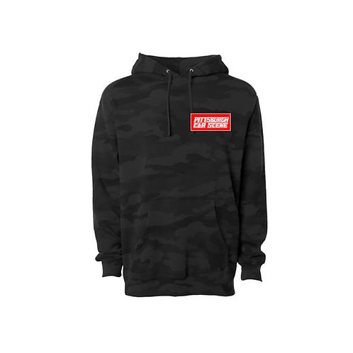 Black Camo Premium Hoodie