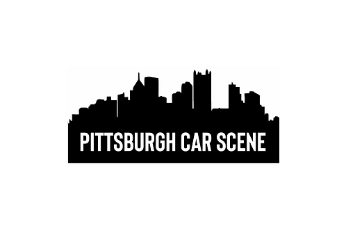 Pitt Skyline Sticker