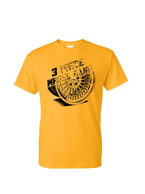 3 Piece Wheel Gang Shirt